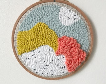 "Embroidery ""COLOR POP"""