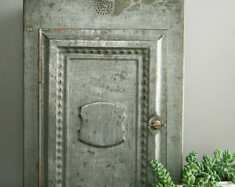 RESERVED. tuck it away. 200 year old pie safe.
