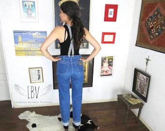 Vintage High Waisted Wrangler Boyfriend Jeans