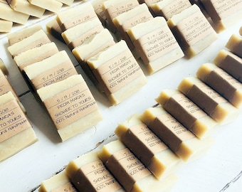 Soap Favors, Tea Wedding Favor, Mini Guest Soaps, Soap Bridal Favors, Guest Soap, Mini Soaps, Wedding Soap Favors, Soap Favours, Soap Favors