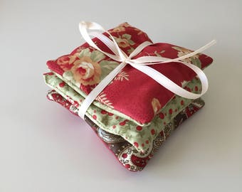 Holiday Scented Sachets (set of three)
