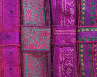Vintage Sari borders, Sari Trim SR757