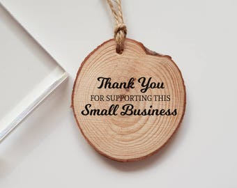 Thank you for supporting this small business Rubber Stamp
