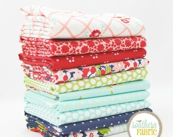 Camille Roskelley - Scrap Bag Quilt Fabric Strips by Bonnie and Camille for Moda