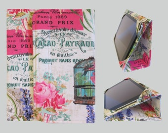 iPad Cover Hardcover, iPad Case, iPad Mini Cover, iPad Mini Case, iPad Air Case, iPad Pro Case, iPad 2, iPad 3, iPad 4 Paris 1889