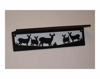 Shelf Deer Family