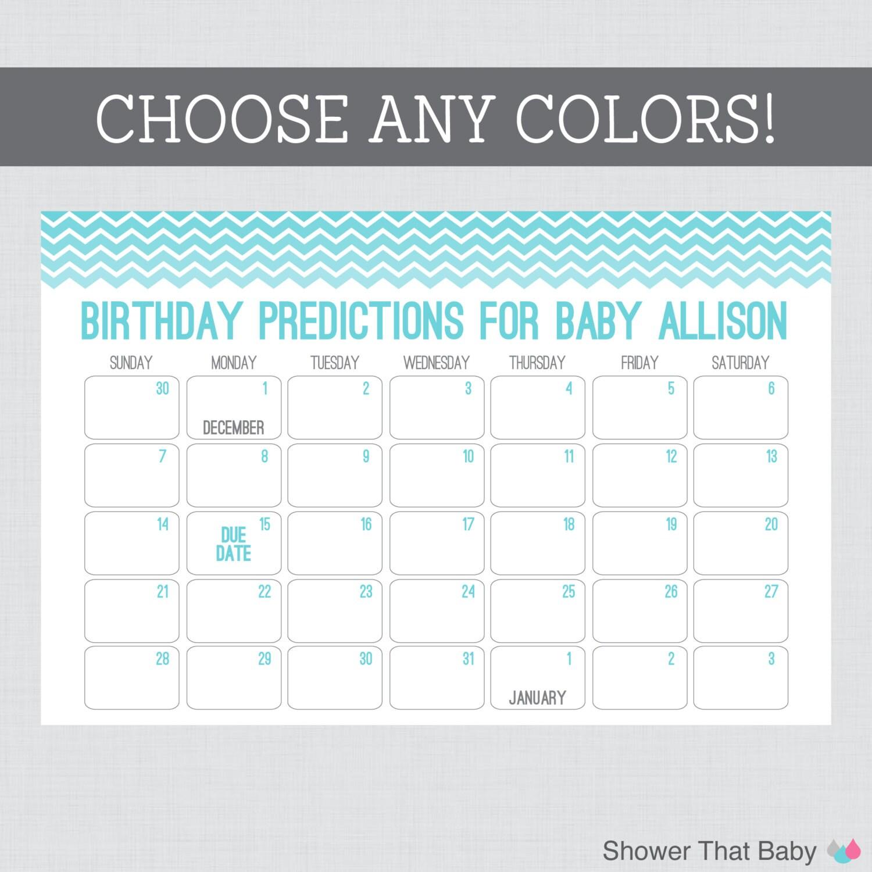 Fantastisch Baby Geschenk Bingo Vorlage Ideen - Beispiel Business ...