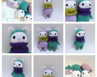 CROCHETPATTERN LILA, PDF, amigurumi, crochet,pattern, handmade, written pattern,easy, crochetpattern,kidstoy, baby, nursery,instant download