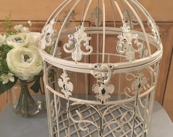 Gorgeous Ornate Birdcage