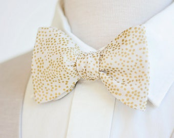 Bow Ties, Bow Tie, Bowties, Mens Bow Ties, Freestyle Bow Ties, Self-Tie Bow Ties, Groomsmen, Wedding Ties, Rifle Paper Co - Champagne Blush