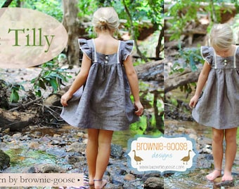 BG Originals The Tilly pdf pattern