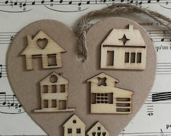 Embellisssements wood House One