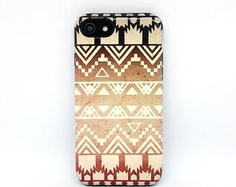 Tribal iPhone 7 case, iPhone 5s case, iPhone 7 Plus case, iPhone 8 case, iPhone 6 case, iPhone 6s case, iPhone 7 tough case - Ombre