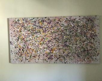 Jackson Pollock & Ostrowski