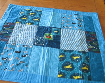 Goodnight Moon Quilt or Wall Hanging