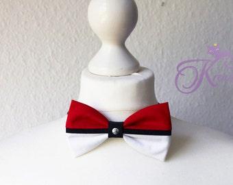 Pokebow tie