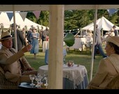 Downton Abbey Bunting
