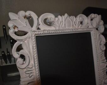 Ornate Frame Chalk Board