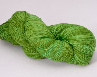handdyed sockyarn superwash - wool/nylon mixture - fingering weight - colour s 118