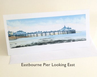 Eastbourne Pier Greetings Cards