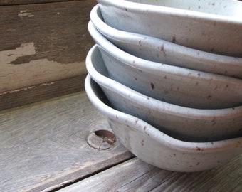 bowl, made to order set of bowls, Ceramic Bowl Set  Pottery Bowl Set Ceramic Salad Bowls white bowls  minimalist dinnerwares dishes