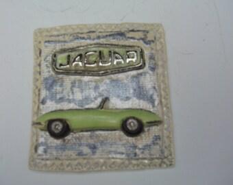 Jaguar Etype Ceramic Wall Tiles