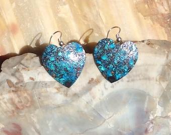 Pitina Copper Hearts