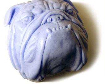 Bulldog Soap