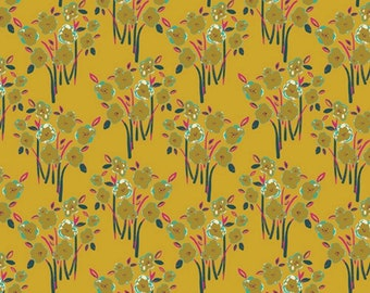 Garden Grounds Splendid - Splendid Fusion - Bonnie Christine - AGF - Art Gallery Fabric 100% Quilters Cotton FUS-SD-1107