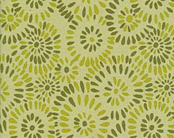 Jenaveve Linen  - Pebbles - Sage by Valori Wells for Free Spirit Fabrics 4064
