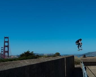 Aaron Kyro - Frontside Flip