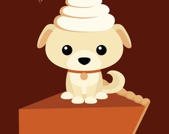 Cutie Pie - Medium or Small Art Print