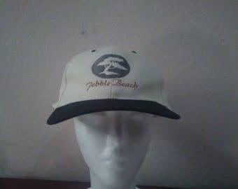 Pebbles beach vintage dad hat