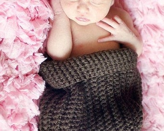 Cupcake Crochet Pattern Cocoon and beanie Set PDF 264