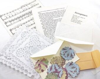 Journal starter kit - A