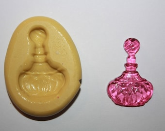 Perfume Silicone Mold Candy Chocolate Fondant Resin Soap Mold Food Safe Mold