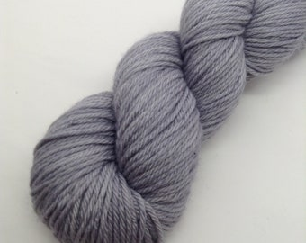 Ash Grove  - hand dyed worsted weight yarn-Township (218 yards)