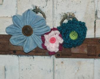 Crochet Pins