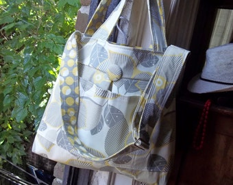 Large 6 Pokcet Diaper Bag - Reserved