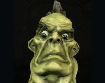 The Hulk resin model kit