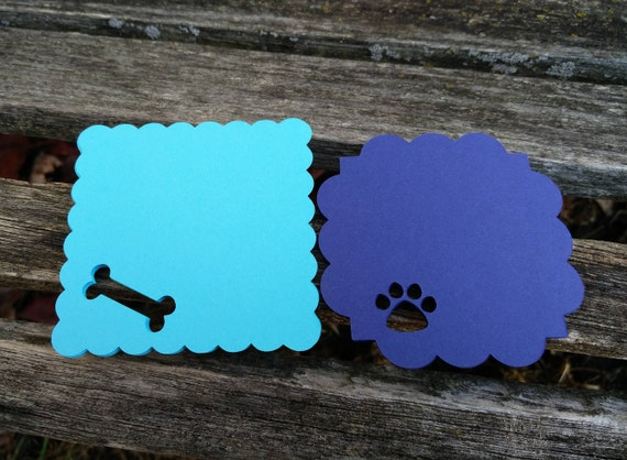 50 Dog Tags. 3.5 inch. CHOOSE YOUR COLORS. Birthday, Weddings, Favor, Baby Shower, Escort, Place Card, Kids.