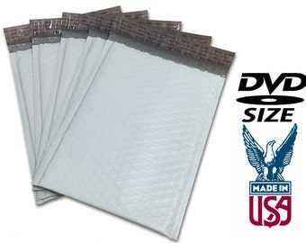 """Size #0 (6.5""""x9"""") Poly Bubble Mailer - Free Shipping!"""