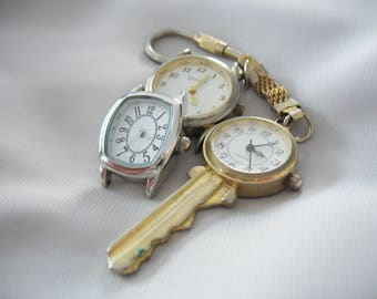 Watches for Crafts Steampunk Parts Watch faces Wristwatches Clock parts Supplies Watch Movements