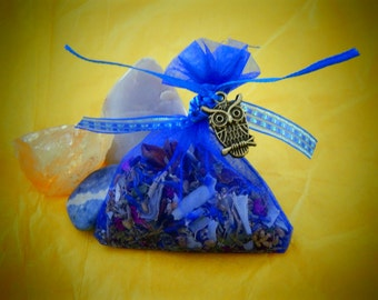 Intuition Psychic Mojo Bag