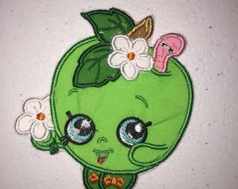 Shopkins apple