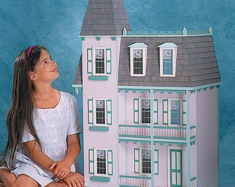 Victorian Alison Jr. Dollhouse Real Good Toys