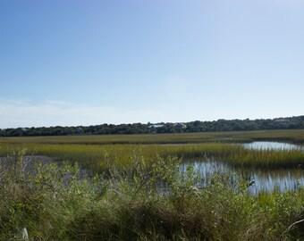 Bald Head Island Field