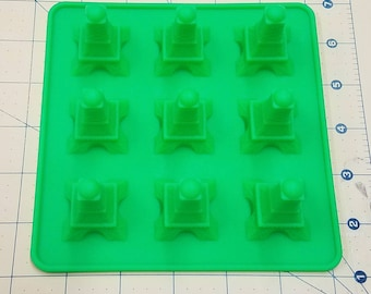 1pcs  Silicone Mold ,Chocolate  mold,Fondant Mould