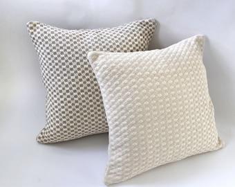 Bobble Collection // 14x36 Pillow Cover +10 More Sizes // Extra Long Lumbar Pillow // Decorative Pillows