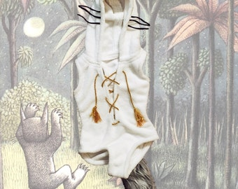 Where The Wild Things Are Max Costume: Special Listing for Emily
